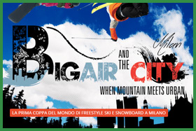 Evento Big Air and the City